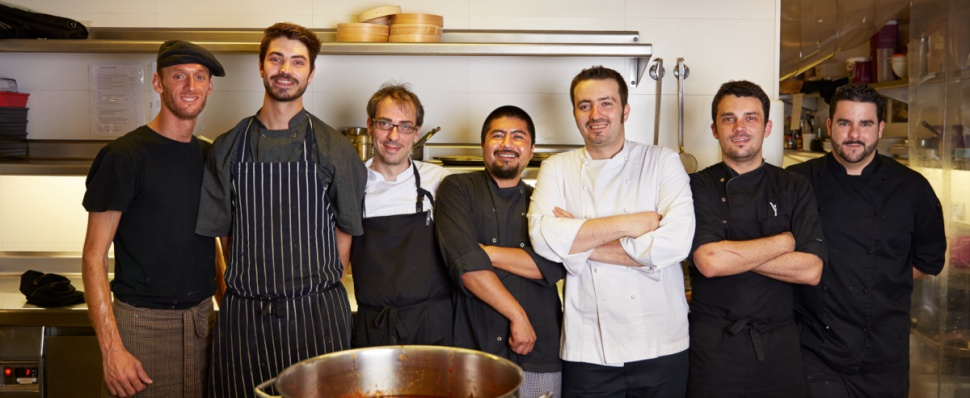 Our kitchen team